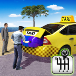 City Taxi Driving simulator: PVP Cab Games 2020 1.56 (Mod Unlimited Money)