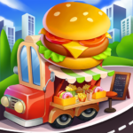 Cooking Travel – Food truck fast restaurant 1.1.5.5 (Mod Unlimited Money)