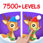 Differences in Eyes, Find & Spot all Differences 1.8.9  (Mod Unlimited Money)