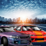 Drift Driver: car drifting games in the city 17   (Mod Unlimited Money)