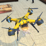 Drone Attack Flight Game 2020-New Spy Drone Games 1.5 (Mod Unlimited Money)