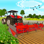 Farming Tractor Driver Simulator : Tractor Games 3.1.2  (Mod Unlimited Money)