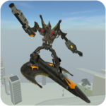 Future Robot Fighter 1.4 (Mod Unlimited Money)