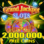 Grand Jackpot Slots – Free Casino Machine Games 1.0.56 (Mod Unlimited Coins)