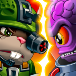 Hamsters: PVP Fight for Freedom 1.49 (Mod Unlimited Money)