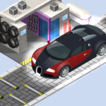 Idle Car Factory: Car Builder, Tycoon Games 2021🚓 14.0.2 (Mod Unlimited Money)