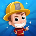 Idle Firefighter Tycoon – Fire Emergency Manager 1.11  (Mod Unlimited Money)