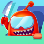 Imposter Attack 3D 0.7.6  (Mod Unlimited Money)