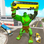 Incredible Monster City Hero Battle Mission 2021 1.1 (Mod Unlimited Money)