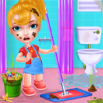 Keep Your House Clean – Girls Home Cleanup Game 1.2.59 (Mod Unlimited Money)