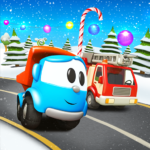 Leo the Truck 2: Jigsaw Puzzles & Cars for Kids 1.0.12 (Mod Unlimited Money)