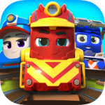 Mighty Express – Play & Learn with Train Friends 1.4.1  (Mod Unlimited Money)