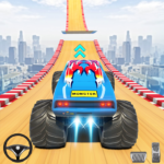 Mountain Climb Stunt Game: Monster Truck Games 1.0 (Mod Unlimited Money)