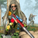 Real Cover Fire: Offline Sniper Shooting Games 1.17 (Mod Unlimited Money)
