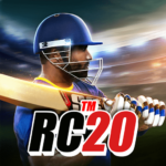 Real Cricket™ 20 4.3  (Mod Unlimited Money)