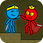 Red and Blue Stickman : Animation Parkour 1 .2.2(Mod Unlimited Money)