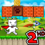 Super Cat World 2 HD – Syobon Action 1.0 (Mod Unlimited Money)