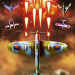 Top Fighter: WWII airplane Shooter 34 (MOD, Unlimited RAPTOR)