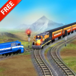 Train Racing Games 3D 2 Player 8.1 (Mod Unlimited Money)