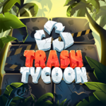 Trash Tycoon: idle clicker & simulator & business 0.4.5 (Mod Unlimited pass)