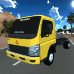 Truck Oleng Canter Simulator (Indonesia) 1.1 (Mod Unlimited Money)