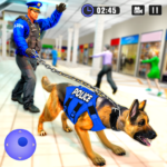US Police Dog Shopping Mall Crime Chase 2021 5.3 (Mod Unlimited Money)