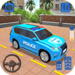 US Police Spooky Jeep Parking Simulator New Games 0.7 (Mod Unlimited Money)