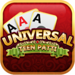 Universal Teen Patti – Indian Poker Game 1.26 (Mod Unlimited Chips)