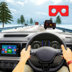 VR Traffic Racing In Car Driving : Virtual Games 1.0.24 (Mod Unlimited Money)