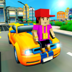 Virtual Life In A Simple Blocky Town 1.13 (Mod Unlimited Money)