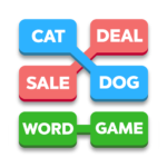 Word to Word: Fun Brain Games, Offline Puzzle Game 1.5.0 (Mod Unlimited Money)