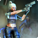 Zombie Survival Mad War : Offline Shooting Game 1.0 (Mod Unlimited Money)