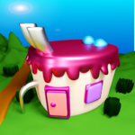 purble place cake maker- cooking cake game  (Mod Unlimited Money)