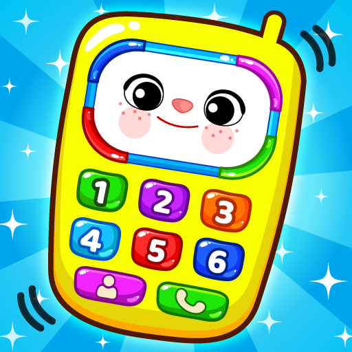 Baby Phone for toddlers – Numbers, Animals & Music  (Mod Unlimited Money) 3.5