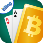 Bitcoin Solitaire – Get Real Free Bitcoin! 2.0.41  (Mod Unlimited Money)