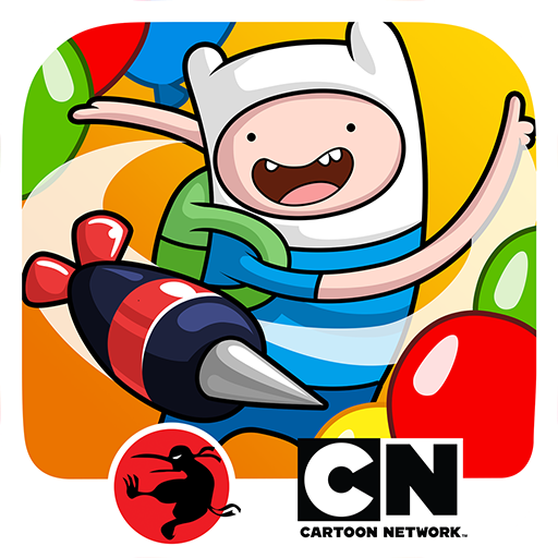 Bloons Adventure Time TD  (Mod Unlimited Money)