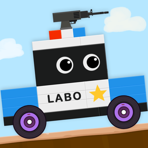 Brick Car 2 Game for Kids: Build Truck, Tank & Bus  (Mod Unlimited Money) 1.0.93