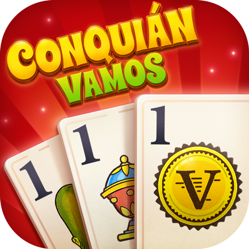 Conquian Vamos – The Best Card Game Online  (Mod Unlimited Money) 1.1.20