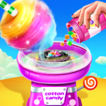 💜Cotton Candy Shop – Cooking Game🍬 6.3.5038 (Mod Unlimited Money)