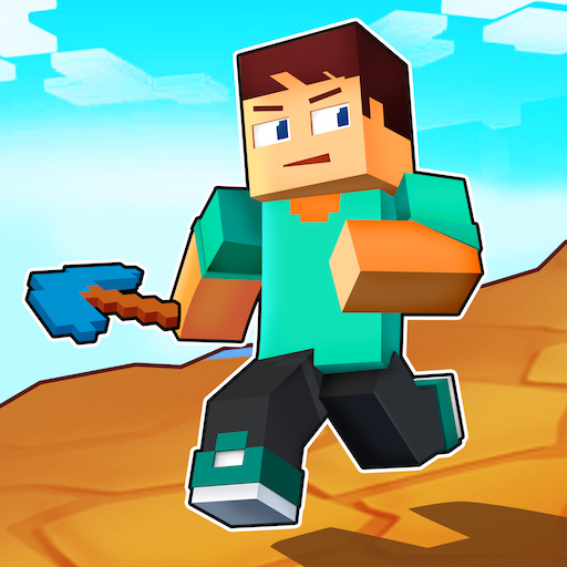 Craft Runner – Miner Rush: Building and Crafting  (Mod Unlimited Money) 0.0.19