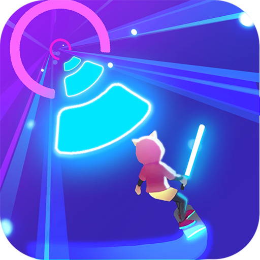 Cyber Surfer: Free Music Game 3.0.0 (MOD, Unlimited Diamonds)