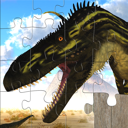 Dinosaurs Jigsaw Puzzles Game – Kids & Adults  (Mod Unlimited Money)