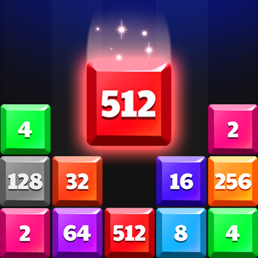 Drop Numbers 2048  (Mod Unlimited Money) 1.27