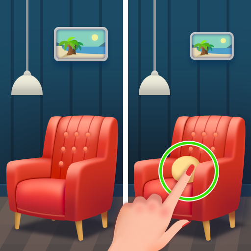 Find Differences Online – 5 Differences  (Mod Unlimited Money) 1.3.5