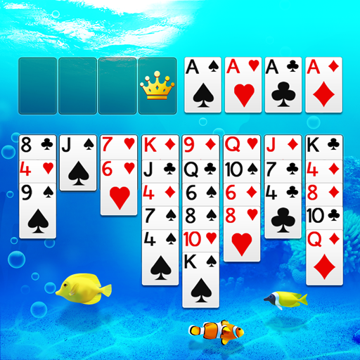 FreeCell Solitaire  (Mod Unlimited Money) 2.9.501