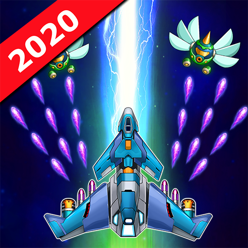 Galaxy Invader: Infinity Shooting 2020  (Mod Unlimited Money) 1.51