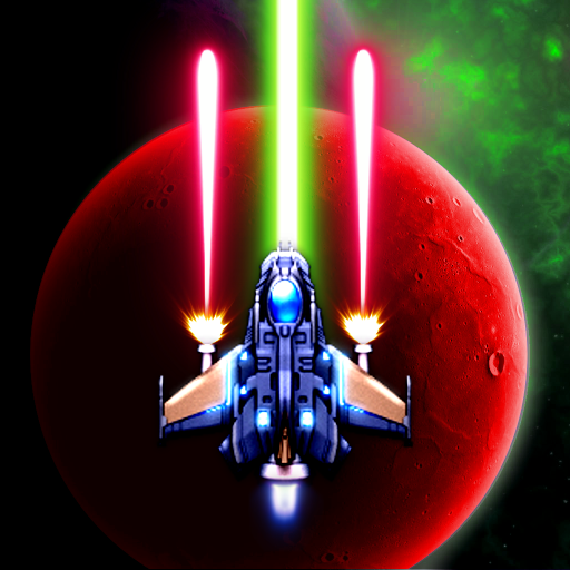 Galaxy Patrol – Space Shooter  (Mod Unlimited Money)