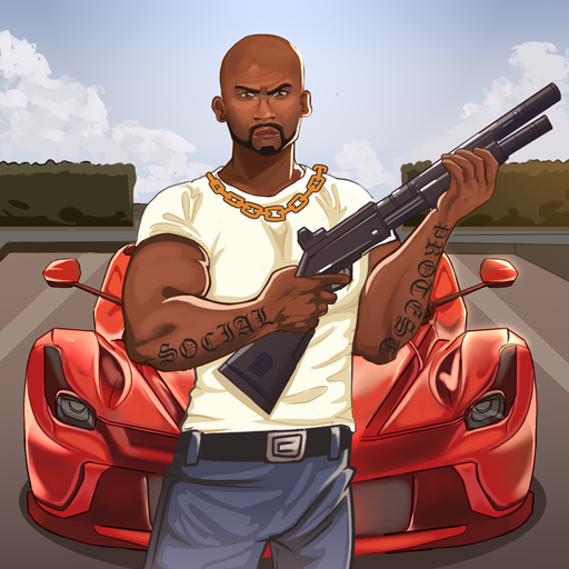 Gang Thugs Anarchy – New Horizons  (Mod Unlimited Money)