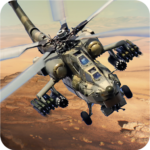 Helicopter Combat Gunship – Helicopter Games 2020 1.17 (Mod Unlimited Money)