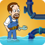 Home Pipe: Water Puzzle 3.0 (Mod Unlimited Money)